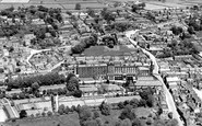 Matlock, Aerial View c1955