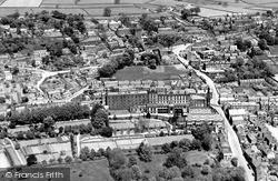Aerial View c.1955, Matlock