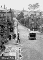 Bank Road c.1949, Matlock