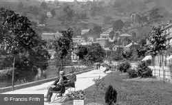 Derwent Terrace 1892, Matlock Bath