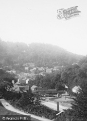 From Royal Hotel 1892, Matlock Bath