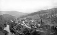 Matlock Bath, General View 1886