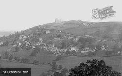 General View 1886, Matlock Bath