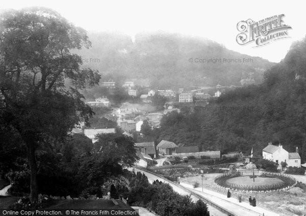 Matlock Bath, General View 1892