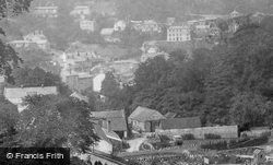 General View 1892, Matlock Bath