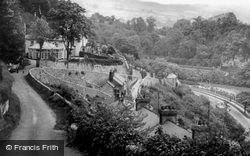 Heights Of Abraham c.1955, Matlock Bath