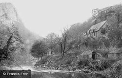 High Tor 1890, Matlock Bath