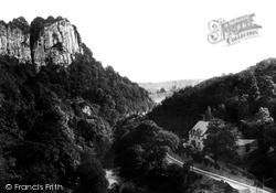 High Tor 1892, Matlock Bath