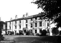 New Bath Hotel c.1955, Matlock Bath