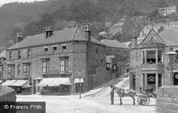 North Parade 1892, Matlock Bath