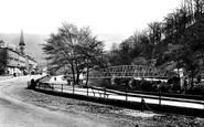 Matlock Bath, Promenade 1890