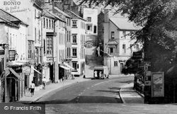 South Parade And Heights Of Abraham c.1955, Matlock Bath