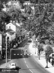 South Parade c.1955, Matlock Bath