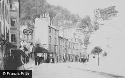 South Promenade c.1870, Matlock Bath