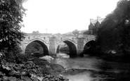 Matlock, Bridge 1892