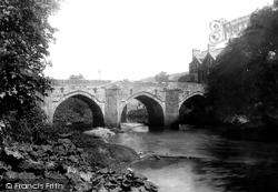 Bridge 1892, Matlock