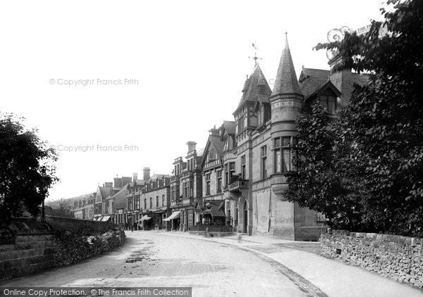 Matlock, Dale Road 1892