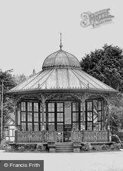 Hall Leys Pleasure Grounds c.1955, Matlock
