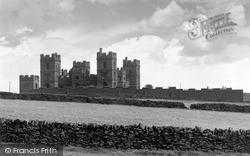 Riber Castle c.1961, Matlock