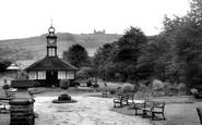 Matlock, the Park c1955