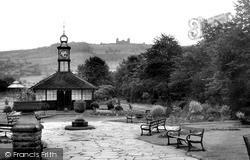 The Park c.1950, Matlock