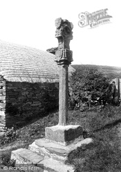 The Cross 1895, Maughold