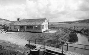Mawgan Porth, Bridge Cafe c1955