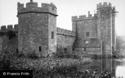 Maxstoke, Castle 1950