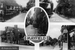 Mayfield, Composite c.1950