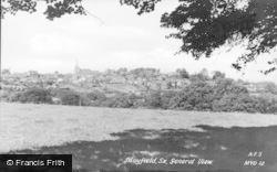 Mayfield, General View Cd1950