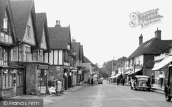 Mayfield, High Street c.1955