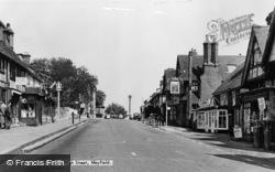 Mayfield, High Street c.1960