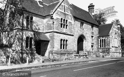 St Thomas Convent c.1965, Mayfield