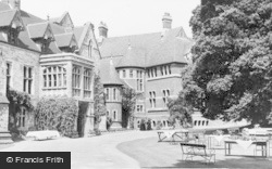 Mayfield, The Convent c.1955
