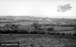 Mayfield, View From Argos Hill c.1955