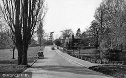 Meadvale, The Chain Pond c.1955