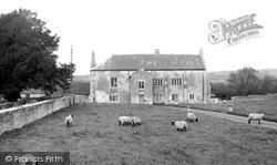 Manor Farm c.1960, Meare