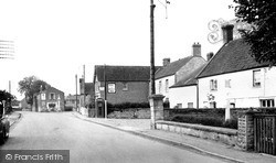 The Village c.1955, Meare