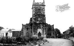 Measham, St Lawrence's Church c.1965