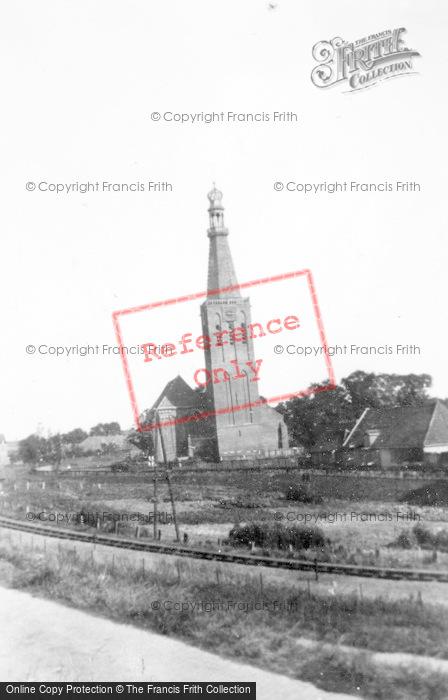 Photo of Medemblik, Grote Of Sint Bonifaciuskerk c.1930