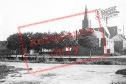 Martinuskerk c.1930, Medemblik