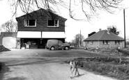 Medstead, Post Office c1955