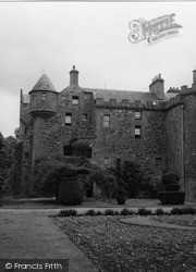 Megginch Castle, 1957