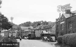 Meifod, Broad Street c.1955