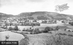 Meifod, Bronmaen And The Terraces c.1960