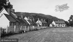 Meifod, Council Houses c.1955