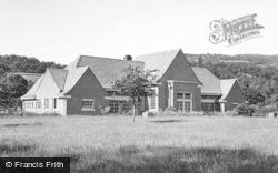 Meifod, County Primary School c.1955
