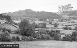 Meifod, Dyffryn Hill c.1950