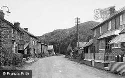 Meifod, High Street c.1955