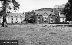 Meifod, Kings Head Hotel c.1955